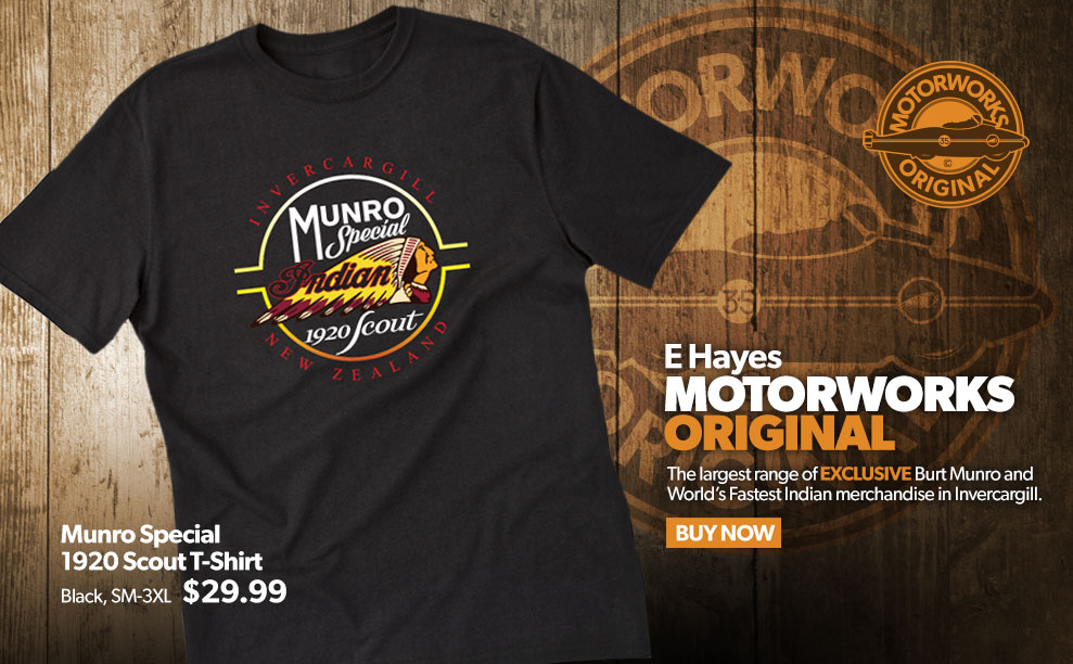 Munro Special 1920 Scout T-Shirt