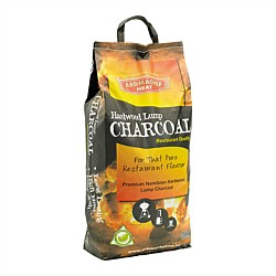 Lump BBQ Charcoal 5kg Bag