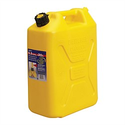 Military Style Plastic Diesel Fuel Can 20L