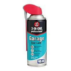 3 In One Garage Door Lubricant