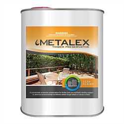 Metalex Clear Concentrated Timber Preservative