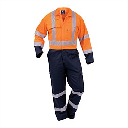 Overalls Day Night Cotton Hi Visibility