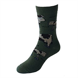 Animal Socks Cow New Zealand