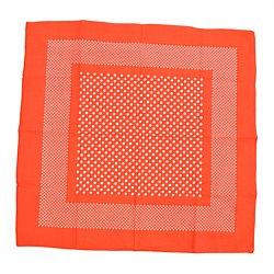 Spot Bandanna Handkerchief Assorted Colour