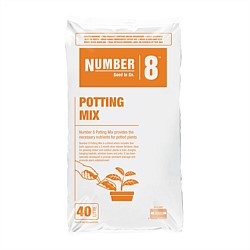 Number 8 Potting Mix 40L