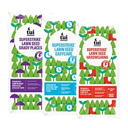 Tui Superstrike Lawn Seed 750g