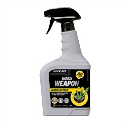 Kiwicare Weed Weapon Rapid Action 1L