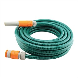 Number 8 Reinforced Fitted Hose