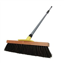 Browns Platform Broom