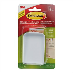 3M Command Jumbo Canvas Picture Hook