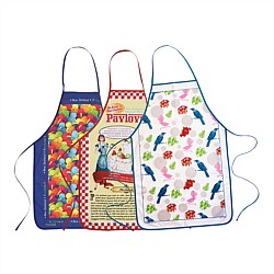 Assorted Kiwiana Aprons