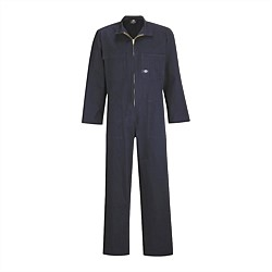Deane Cotton Navy Overalls