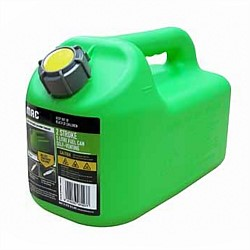 Mac 5 Litre Green Fuel Can