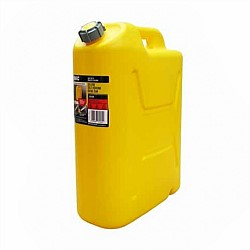 Mac 20 Litre Yellow Fuel Can