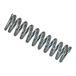 Century 1.3/64 Inch Stainless Compression Spring 2PK