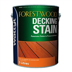 Forestwood Decking Stain Mission Brown