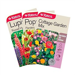 Yates Assorted Flower Seeds