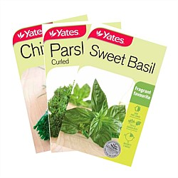 Yates Assorted Herb Seeds
