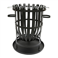 Nouveau Medium Brazier with Grill
