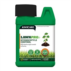 Kiwicare 200ml Lawnpro Hydrocotyle Concentrate