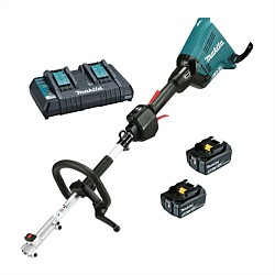 Makita 36V Brushless Multi Function Power Head Kit