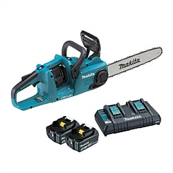 Makita 36V Brushless 350mm Chainsaw Kit