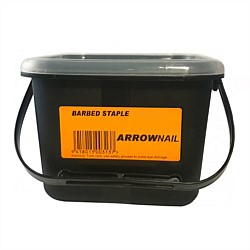 Arrow Nails 25kg Barbed Galvanised Staples