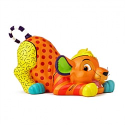 Disney By Britto Simba Ornament
