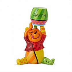Disney By Britto Pooh With Honey Pot