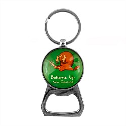 Assorted Kiwiana Bottle Opener Keyring