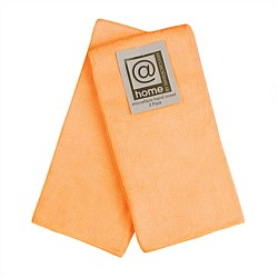 At Home Microfibre Hand Towel 2 Pack
