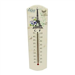 Patterned Country Thermometer