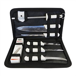 Starrett Hunting and Fishing Knife Set