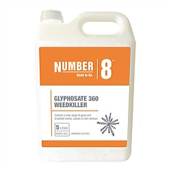 Number 8 Glyphosate 360 Weed Killer