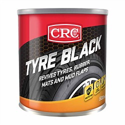 CRC 500ml Tyre Black