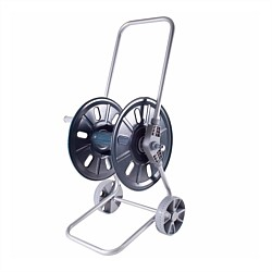 Atlas Home Metal Hose Reel Trolley