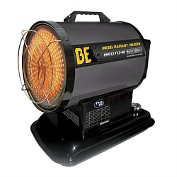 BE Silent Drive Diesel Radiant Heater