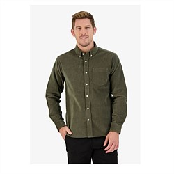 Swanndri Men's Ranfurly Corduroy Shirt