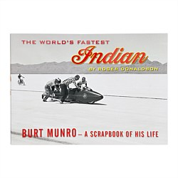 The World's Fastest Indian Book by Roger Donaldson